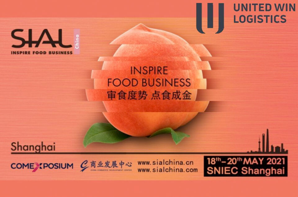 SIAL INSPIRE FOOD BUSINESS - SHANGHAI